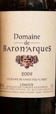 2010 Domaine de Baron'Arques