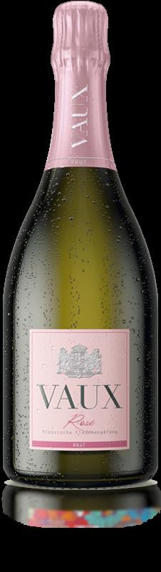 2015 VAUX Rosé Brut