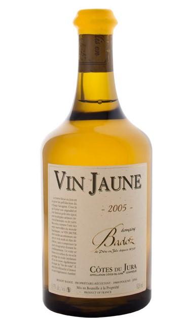 2012 Vin Jaune, Domaine Badoz